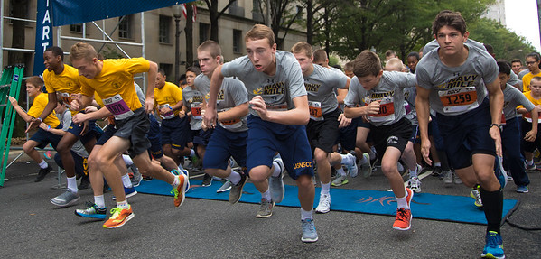 The Navy Mile (10/2/16)