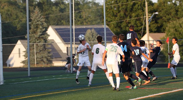 Howard Varsity Soccer vs Atholton - Sept 13, 2016