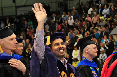 2014 Spring Graduate Commencement