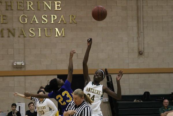Girls Basketball Playoffs Game One