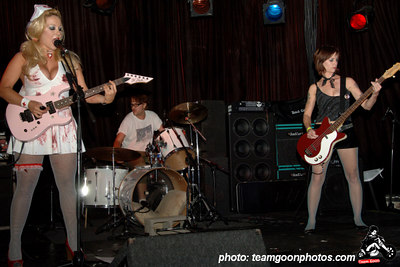 The Dickies - Smut Peddlers - The Mormons - Punk Rock Vatos - Death Party - Safari Sams - Hollywood, CA - September 1, 2006