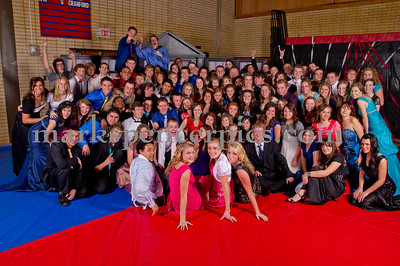 Senior Ball 1-22-2011