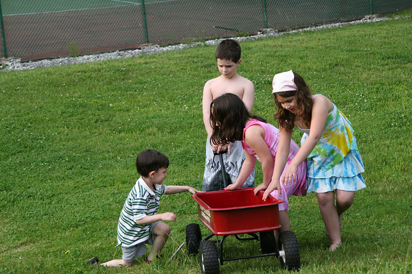 2007.05.26 - Greenwich Kids Wagon