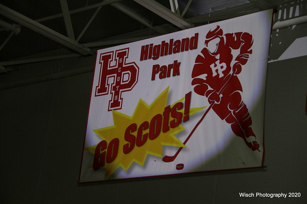 Highland Park-Central High Senior Night 2020