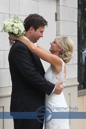 August 30, 2014, Adam and Jillian Wedding in Erie, PA.