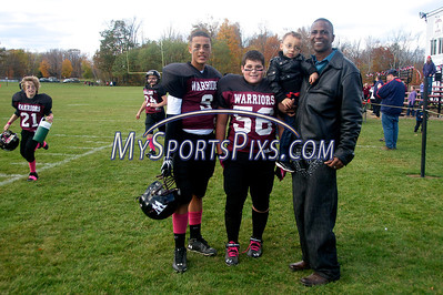 Torrington Warriors Bristol Bulldogs Playoff October 27 2013