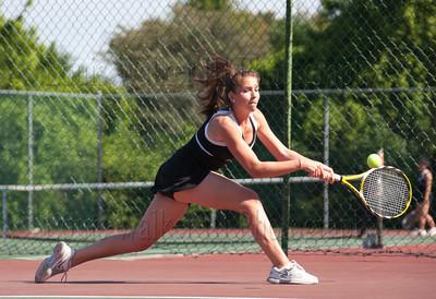 Tennis - Prep School Girls 2012