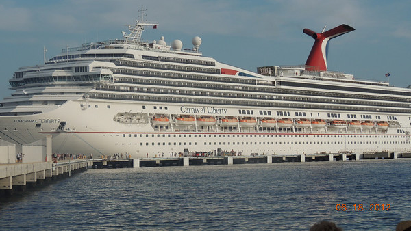 Cruise June 2012 - Carnival Liberty