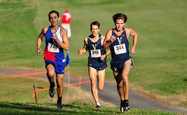 Veritas Cross Country 2012