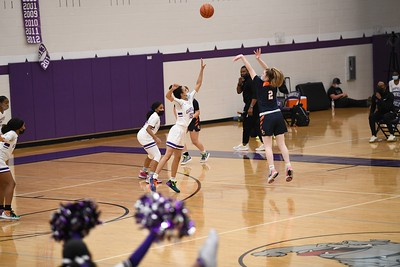 Girls Basketball 2021