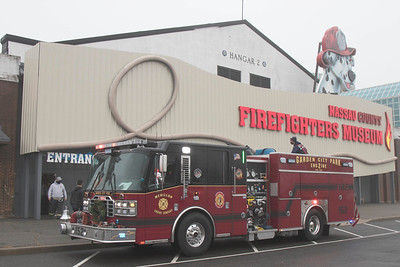 Fire Museum Toy Drive [12-12-20]