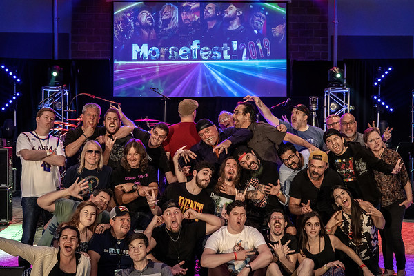 Morsefest 2019 - Meet and Greet Sessions (Saturday)
