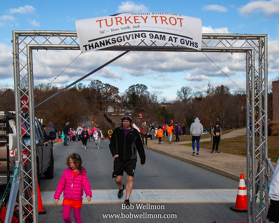 5K Run & 1 Mile Walk