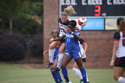 Women's Soccer vs. Hampton University