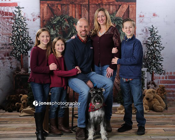 Stratton Family Christmas 2020