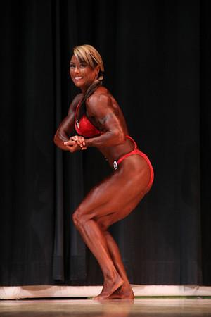 Mid Florida Classic Women's Bodybuilding Prejudging