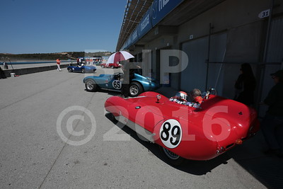 Pre-Reunion Group 3 - 1955-1961 Sports Racing cars under & over 2000cc