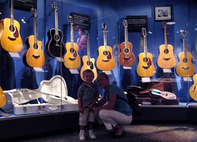 Martin Guitar Factory Visit