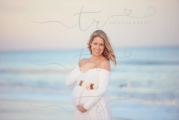 Heather~Maternity 2016