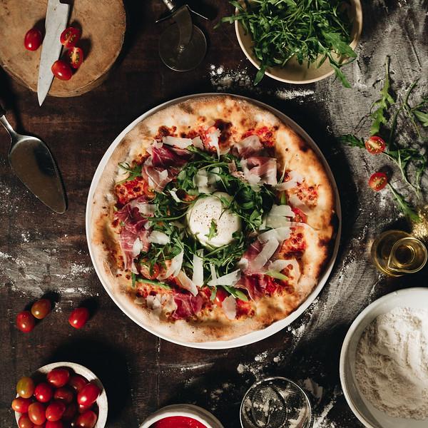 Basilico Restaurant Editorial
