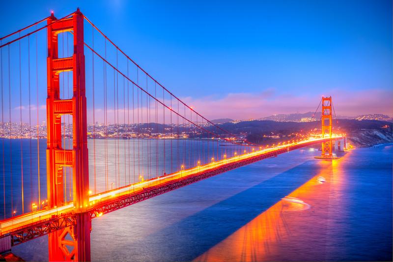 9689 Golden Gate Bridge