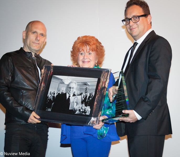 Steve Rifkind, Mrs Eleanor Rifkind, Jonathan Rifkind