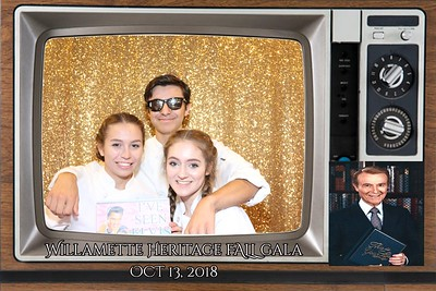 Willamette Heritage Center Fall Gala 10.13.2018