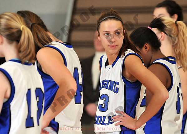 Girls Varsity Basketball - Perry at LCC - Dec 18