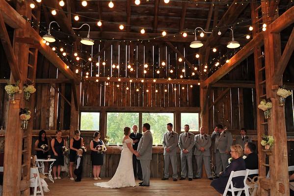Erin Aston & Ryan Suddaby Wedding