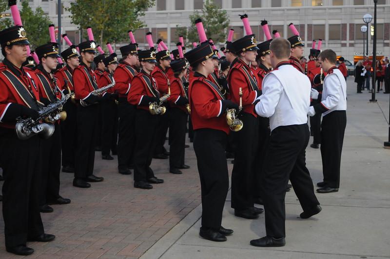 UC Band_UC vs Temple_Nippert Stadium_Cincinnati, OH