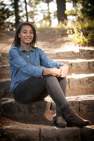 Madison Hairston, Class of 2016
