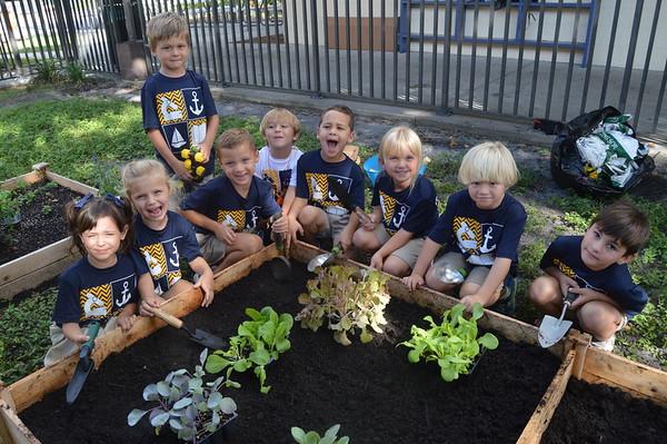 Gardening & Fun Friday