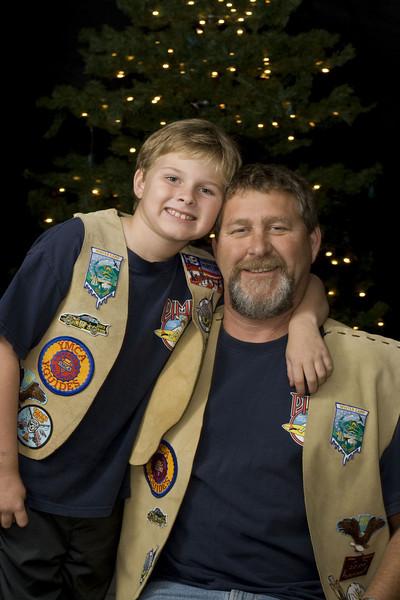 Holiday Portrait Night December 2009