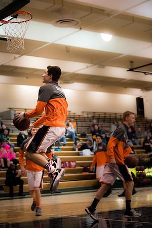 WBL Boys Basketball Varsity -V- Park