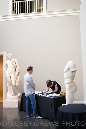 Santa Barbara Museum of Art New Member Reception