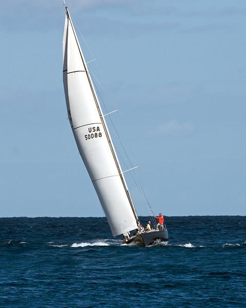 SAILING - MIAMI - NASSAU OCEAN RACE