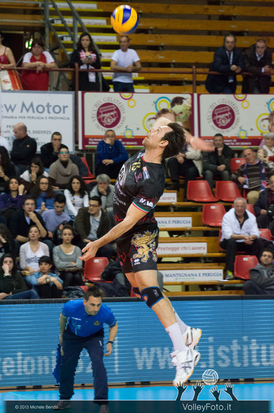 Vujevic Goran (Perugia) battuta