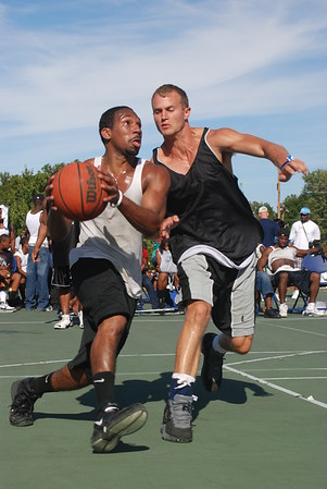 3 on 3  Basketball Tournament at Chancellors Run Park