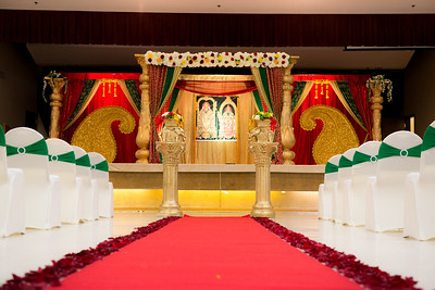 Indian Wedding Hindu Temple Irving