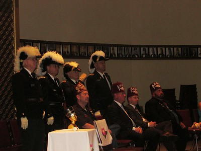 Ladies of the Oriental Shrine Officers' Installation