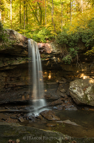 Cucumber Falls II