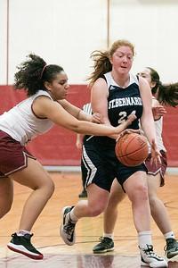 FHS vs ST. B's girls basketball, Feb. 15, 2020