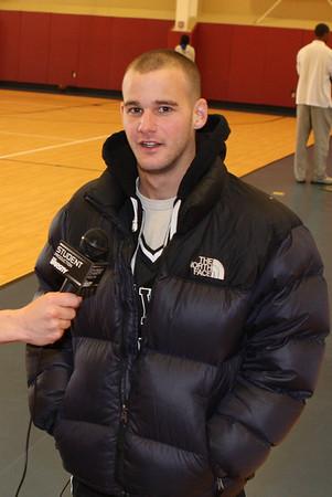 MSGVarsity NYKnicks Clinic at The Harvey School