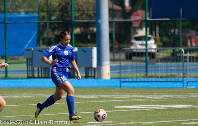 JV Soccer Girls vs Bloom Caroll