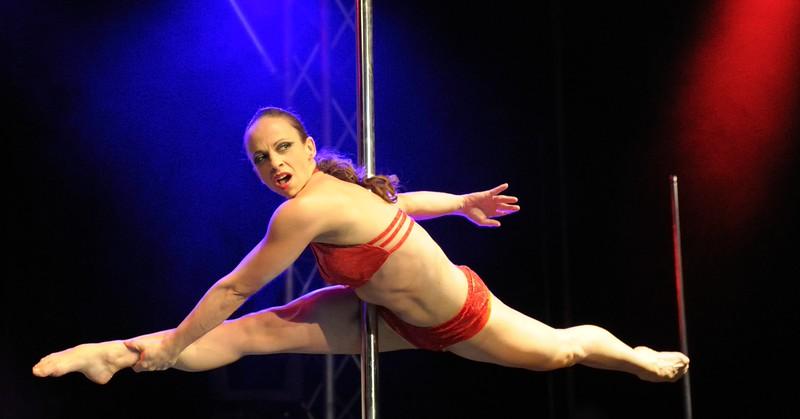 Barabara Palmaffy, Word Pole Sport & Fitness 2012, finalist.