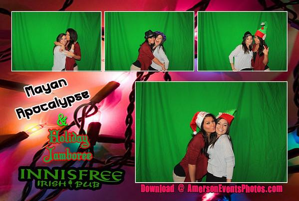 Innisfree Holiday Jamboree2012