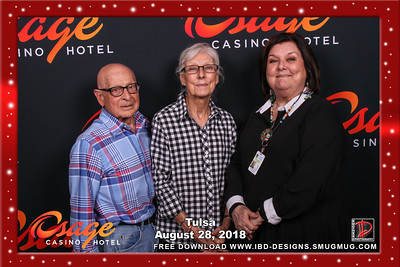 Tulsa Hotel Grand Opening party 8-28-18