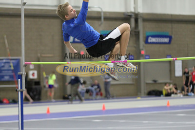 Field Events, Gallery 3 - January 18 MITS Track at Macomb