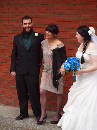 Christa and Yannick Sept 17 2011