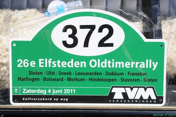 26ste Elf Steden Oldtimer Rally 2011